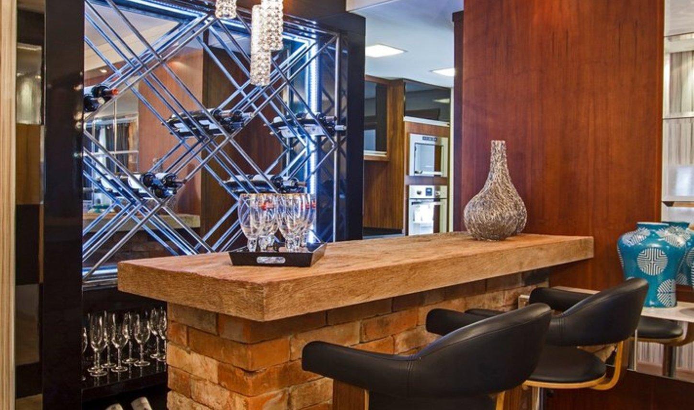 Móveis para Adega e bar da coleção Tropical Loja de Móveis  #793C20 1449x856
