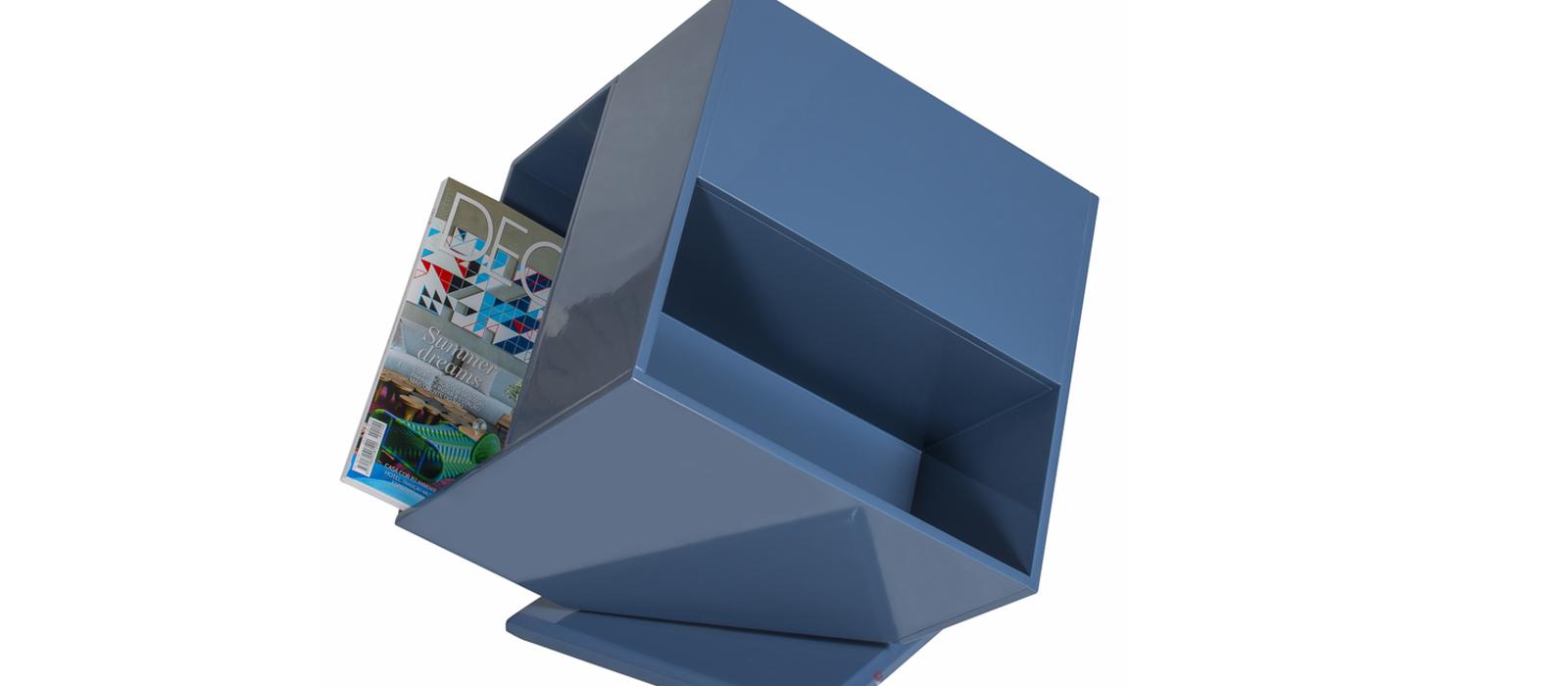 Revisteiro Cubo