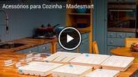 Prat-K grava vídeo em ambiente projetado pela Lustro Móveis