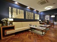 Móveis da Lustro são destaques em dois ambientes da Casa Cor