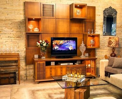 Racks e Home Theaters Tropical