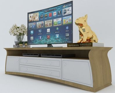 Racks e Home Theaters Cosmopolitan