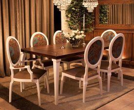 Mesa de jantar Kingdom