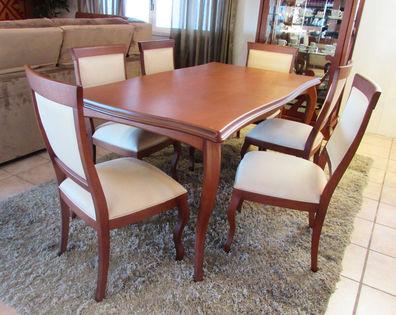 Mesas e cadeiras Francesa