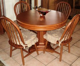 Mesas e cadeiras Euro