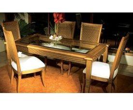 Mesas e cadeiras Tropical