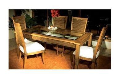 Mesa de jantar Tropical