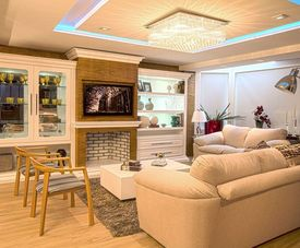 Racks e Home Theaters Francesa