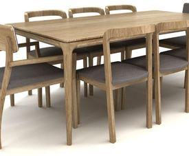 Mesas e cadeiras ESSENCIAL